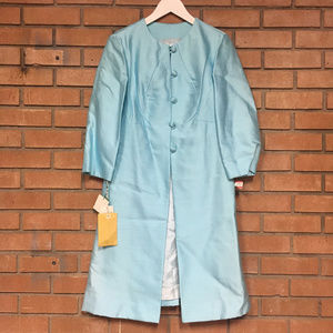 STUNNING VINTAGE Dress Coat (NWT!!)
